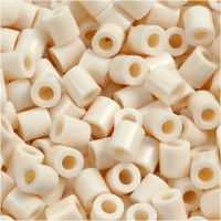PhotoPearls, size 5x5 mm, hole size 2,5 mm, light beige (12), 6000 pc/ 1 pack