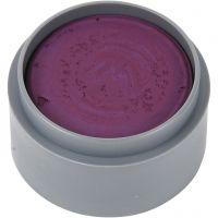 Water-based Face Paint, dark purple, 15 ml/ 1 tub
