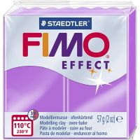 FIMO effect, neon lilac, 57 g/ 1 pack