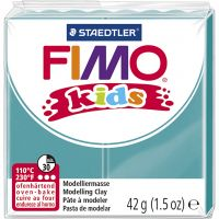 FIMO® Kids Clay, turquoise, 42 g/ 1 pack