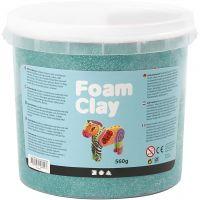 Foam Clay®, dark green, 560 g/ 1 bucket