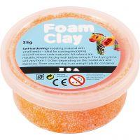 Foam Clay®, neon orange, 35 g/ 1 tub