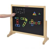 Magnetic activity board, size 100x121x10 cm, 1 pc