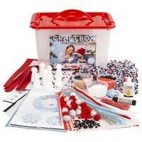 Craft Box Set, size 34x24x20 cm, 1 pc