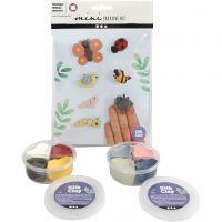 Mini Creative Kit, bugs, 1 set