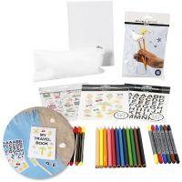 Creative kit – Back to school, 1 set