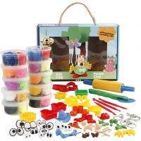 Foam Clay® and Silk Clay® Set, 1 set