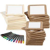 Trivet Painting, standard colours, additional colours, 1 set, 30 pc